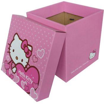 Shelf-Ready Boxes