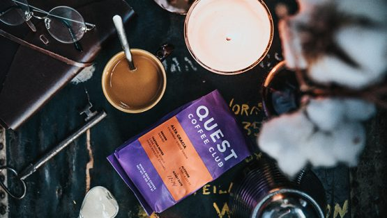 quest coffee club packet